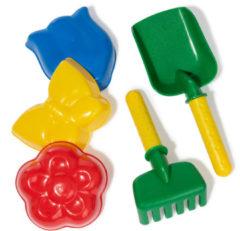 Rolly Toys Strandspeelset Schep En Hark Junior 5-delig