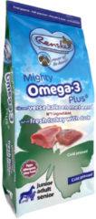 Renske Mighty Omega Plus Adult Geperst Kalkoen&Eend - Hondenvoer - 15 kg