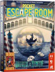 999 Games Spel Pocket Escape Room: Diefstal In Venetie K5 (6104299)