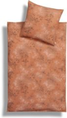 Mako-Interlock-Jersey Bettwäsche Freda 2tlg. Estella kupfer