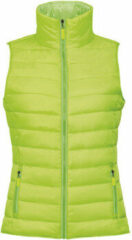 Groene Gilet Sols WAVE LIGHTWEIGHT WOMEN