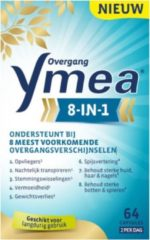 Ymea Overgang 8 in 1 – Ondersteunt bij 8 veelvoorkomende overgangsverschijnselen – Voedingssupplement - 64 capsules