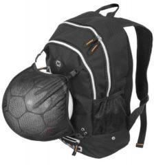 Stanno Teamwear Stanno Rugzak met ballennet - Tassen - zwart - ONE