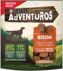 Adventuros Hondensnack Buffelsmaak 90 gr