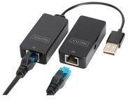 Assmann Electronic Assmann DIGITUS DA-70141 - USB-Erweiterung - USB 2.0 DA-70141