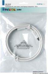 "Axing Antenne Aansluitkabel [1x Antennestekker 75 â""¦ - 1x Antennebus 75 â""¦] 5 m 85 dB Wit"