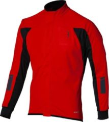 BBB Cycling BBW-262 - TriGuard Fietsjas - Lange mouwen - Heren - Maat M - rood