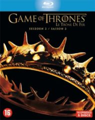 Warner Bros Home Entertainment Game Of Thrones - Seizoen 2 (Blu-ray)