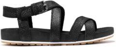 Timberland - Women's Malibu Waves Ankle - Sandalen maat 7,5, zwart