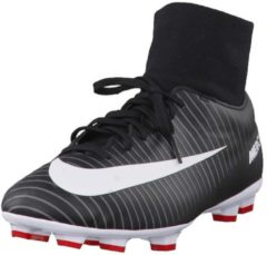 Fußballschuhe Jr. Mercurial Victory VI DF FG mit Dynamic Fit-Schuhkragen 903600-303 Nike Black/White-Dark Grey-University Red
