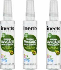Inecto Avocado Hair Oil 3 pak