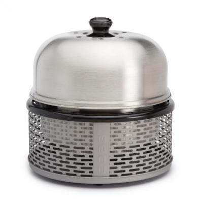 Afbeelding van Zilveren Cobb Pro Aluminium Grijs Barbecue - zonder tas