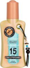 Byron Bay Tan Activator SPF 15 - met bronzing stimulator - 200ml