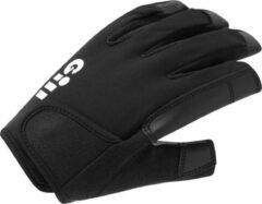 Zwarte Gill Championship Gloves - Zeilhandschoenen - DuraGrip - Lange Vinger
