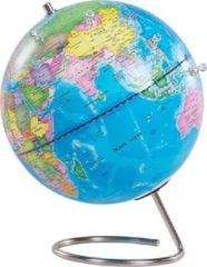 Beliani CARTIER - Globe - Blauw - Synthetisch materiaal