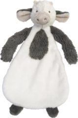 Witte Happy Horse Cow Casper Tuttle knuffeldoekje