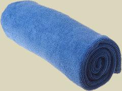 Sea to Summit TEK Towel Mikrofaser Handtuch Größe S cobalt blue
