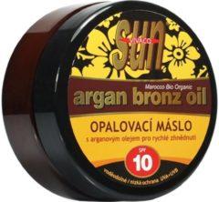 VIVACO SUN Zonnebrandcrème met Arganolie SPF 10 - Sun Butter With Organic Argan Oil -voor intense, snelle en langdurige bruine teint.
