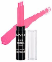 Roze NYX Professional Makeup NYX High Voltage Lipstick - 03 Privileged