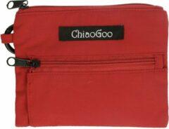 ChiaoGoo Naaldenset verwisselbare naaldpunten TWIST RED LACE Shorties 2,00-3,25 mm 5 cm8 cm