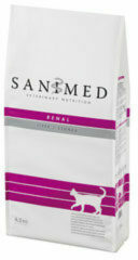 Sanimed Renal, Liver and Stones Cat 4,5 kg