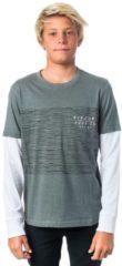Rip Curl Premium Fancy Stripe T-Shirt LS Boys