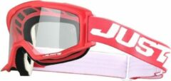 Just1 Vitro Crossbril Red/White