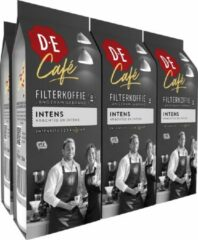 Douwe Egberts D.E Café Intens Filterkoffie - 6 x 250 gram