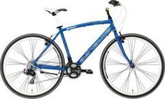 28 Zoll Herren Hybrid Mountainbike 21 Gang Adriatica Boxter FY... blau, 55cm