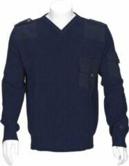 Donkerblauwe T'riffic Titan Unisex Sweater Maat S