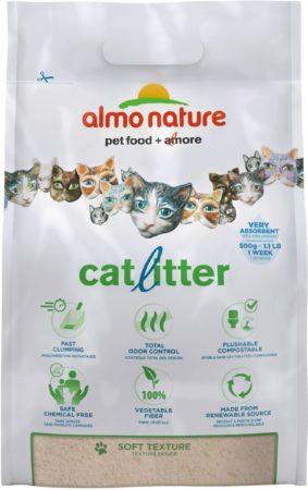 Afbeelding van Almo Nature Catlitter - Kattenbakvulling - 4,54 kg