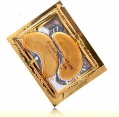 Gouden EPIN   Collageen Oogmasker   Anti Wallen   Gezichtsmasker   Huidverjonging   1 Paar