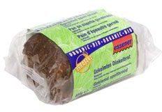 Rode Gekiemd speltbrood naturel - 400 gram TerraSana