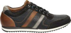 Australian Footwear Australian Cornwall heren sneaker - Zwart - Maat 44