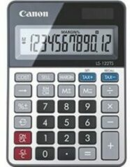 Canon LS-122TS calculator Desktop Rekenmachine met display Grijs