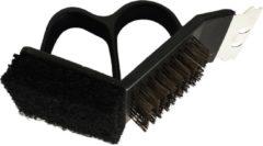 Zwarte Discountershop - Barbecue - Grill reinigingsborstel - Hand reinigingsborstel