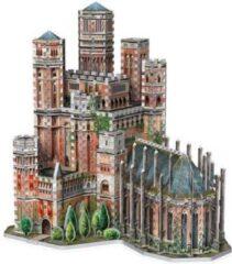 Wrebbit The Red Keep - Game of Thrones 3D Puzzel 845 Stukjes