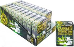 Multitrance MediCbd White Widow Ice Chewing Gum - 20 Piece Display