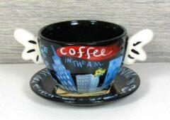 Selwyn Senatori - Coffee cup Dark Night