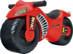Playfun Loopfiets Motor Junior Rood