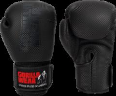 Gorilla Wear Montello Bokshandschoenen - Zwart