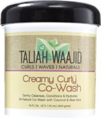 Taliah Waajid Curls Waves And Naturals Creamy Curly Co-Wash 454 gr