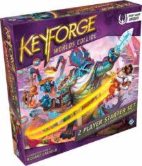 Fantasy Flight Games Keyforge Worlds Collide 2-Player Starter