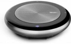 Yealink CP700 luidspreker telefoon Universeel Zwart, Zilver USB/Bluetooth