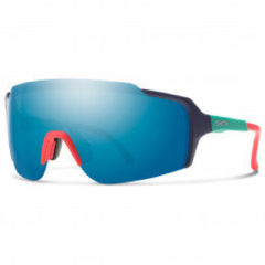 Smith - Flywheel ChromaPop S3 (VLT 15%) - Fietsbril blauw/turkoois/grijs