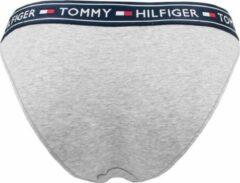 Grijze Tommy Hilfiger Slip met logoband