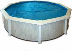 Blauwe Interline Zwembad Interline zomerafdekking voor zwembaden, ? 5,50m