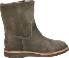 Grijze Shabbies dames boot - Antraciet - Maat 40