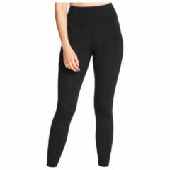 Röhnisch - Women's Nora Lasting High Waist Tights - Legging maat S, turkoois/blauw/rood/zwart/grijs/zwart/blauw/zwart/zwart/zwart/bl