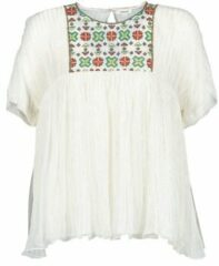 Witte Blouses Manoush POINT DE CROIX